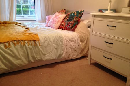 Double room in Country Cottage - House
