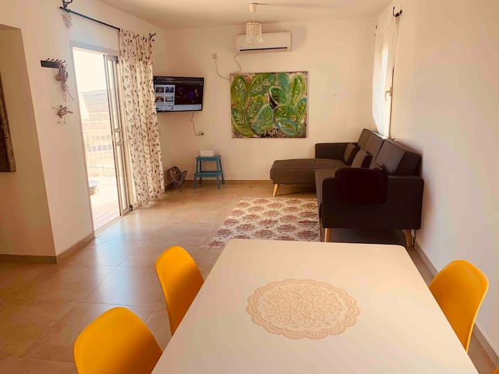 הבית שלכם במצפה רמון your house in Mitzpe Ramon