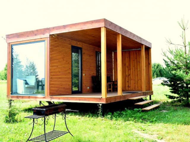 "Camping house for two. the leisure Park ""Malskaya valley"""