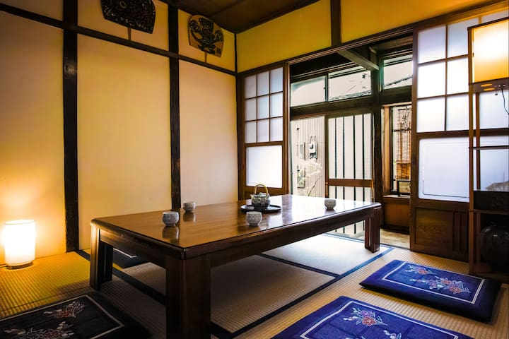 Japanese-style guest house near Asakusa & Skytree