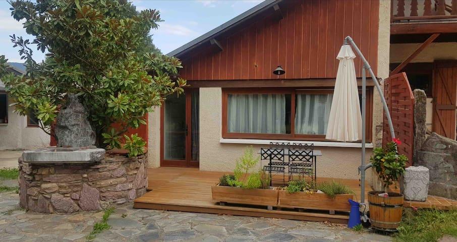 Location chalet appart, vacances montagne Pyrénées