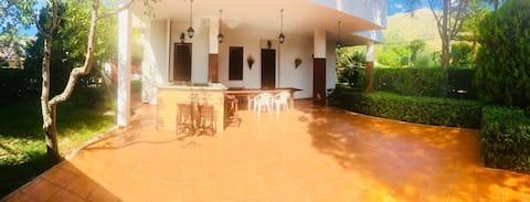 Feriehus i Villa Rita