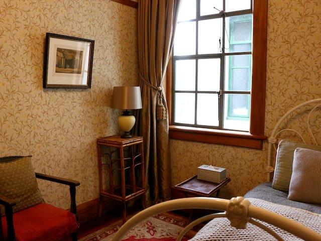 Unique Heritage Apartment, Wellington CBD - SB