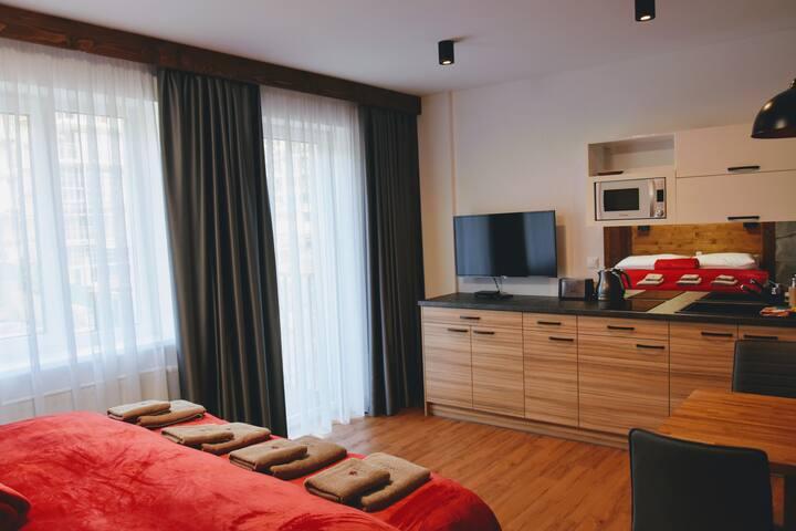 4Roses High Tatras Quality Apartment