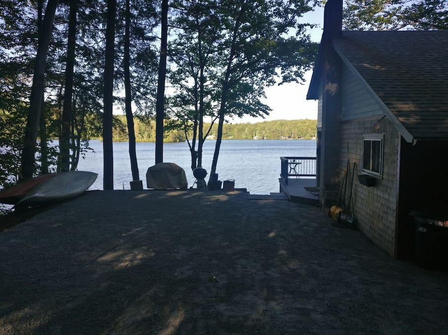 Beautiful Year Round Cottage On Lake Todd Cottages For