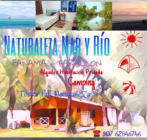 Camping Playa Blanca - Coclé - Barraca