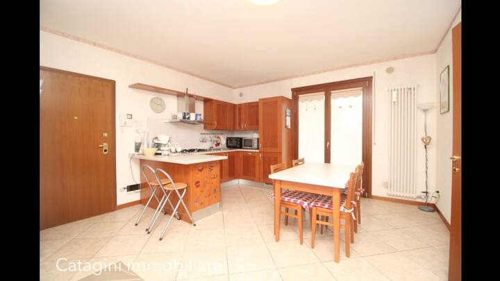 3 stanze a pochi passi da Quoa / villa Morosini