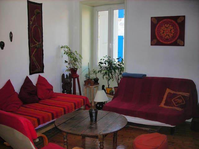 Appartement centre ville - Vals-les-Bains - Apartamento