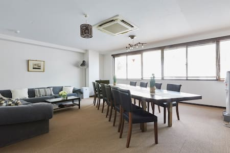 (3) Near Roppongi/120㎡ / 3BR / 14 beds /Max 16 ppl