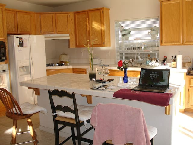 Kitchen for limited use