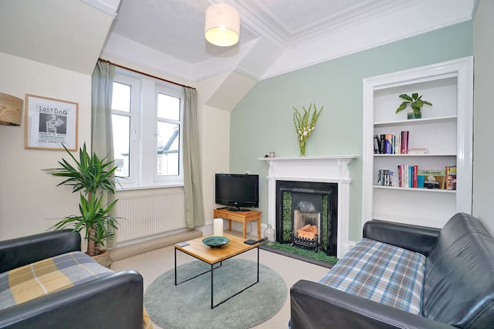 Entire bright and cosy central flat in Inverurie