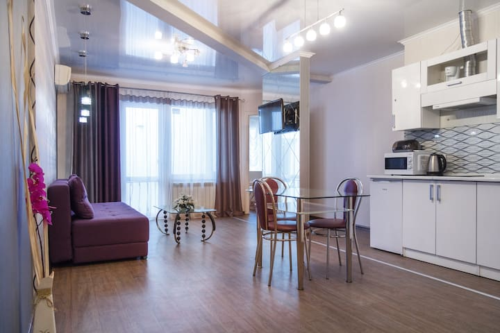 2-bedroom NEW in Centr! - Mykolaiv