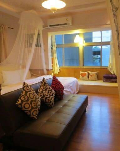 Yilan Jiaoxi  hot spring suite bnb