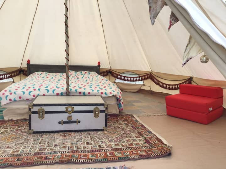 Camping Reclaimed