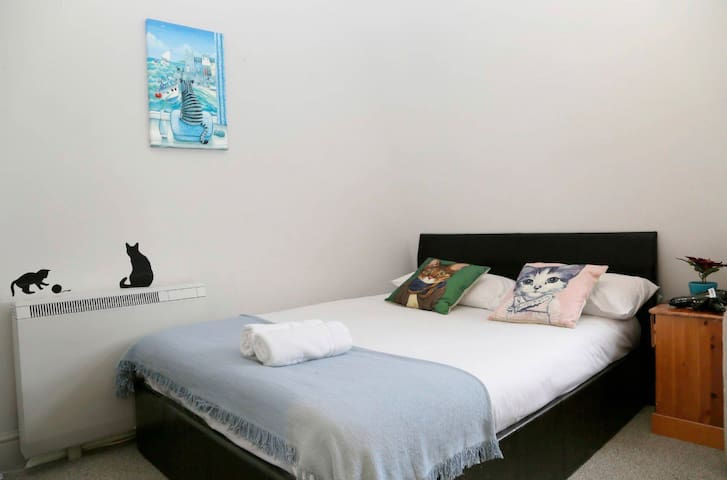 Sweet Flat in Fitzrovia for 5P