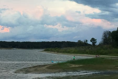 Lake Texoma Sandy Creek Retreat