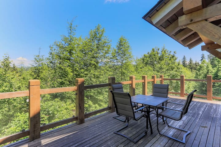 Woodland Hideaway in the Hills - Snohomish - Wohnung