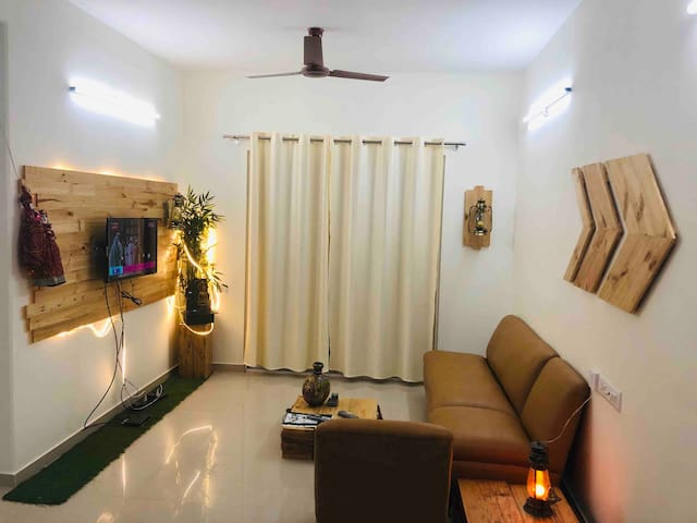Rajyasthani  Rustic theme based  Home-stay