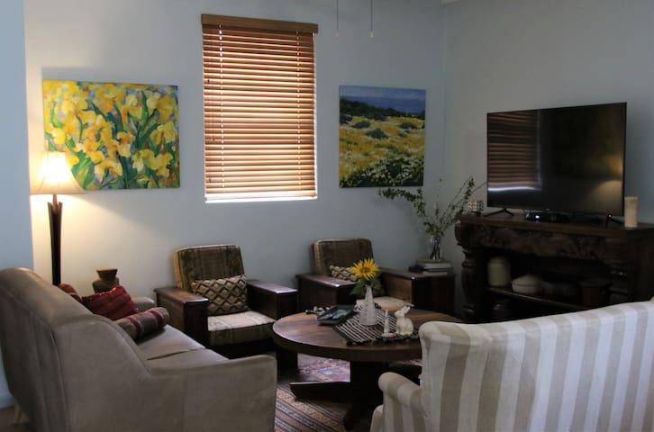 Newly Renovated Heritage Cottage at Onze Hoop Farm