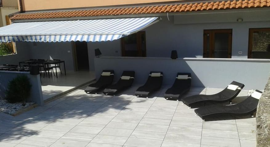 B&B Villa Istriana double room with teracce 2