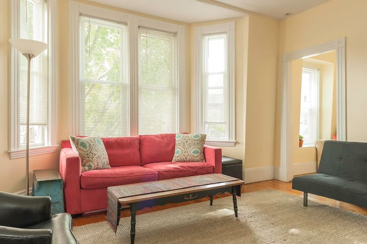 Lovely East Cambridge Apartment