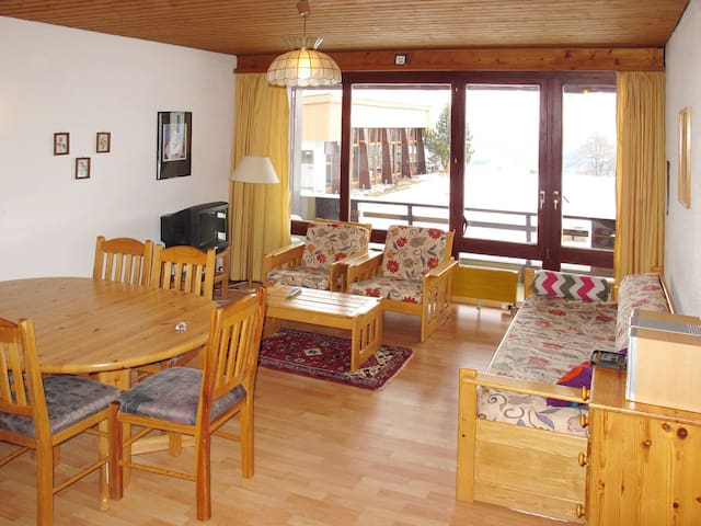 Holiday apartment in Thyon for 6 persons