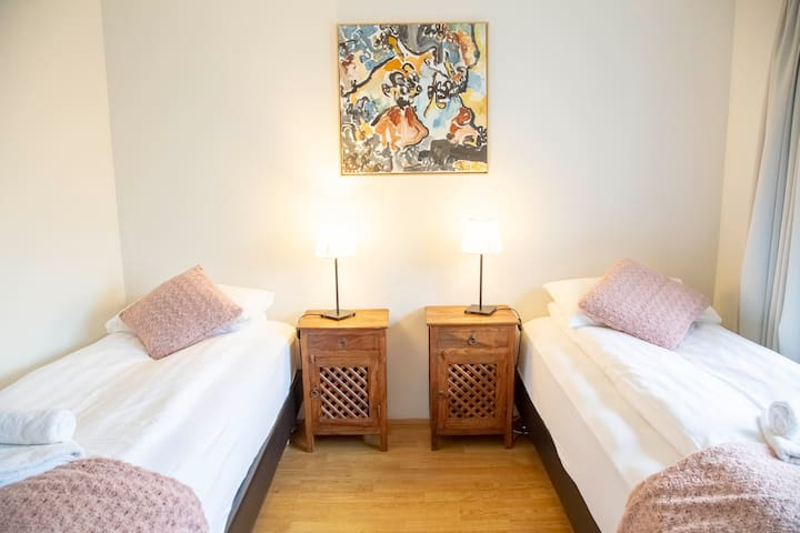 Berugata Twin Room - Friendship