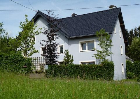 Our House, Sevenig, drielandenpunt D,Be,Lux.