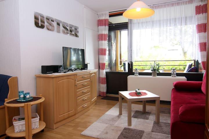 Ferienwohnungen-Wendtorf, App.6111, Strand 200m,