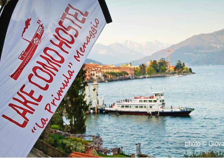 Lake Como Hostel - Family room for 5/6