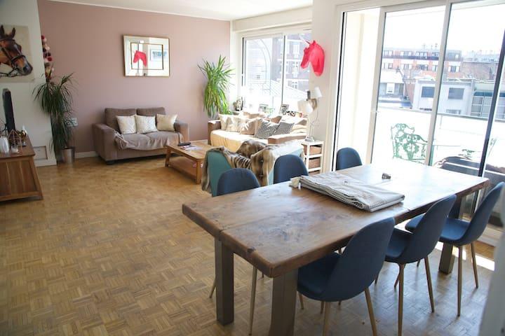 Appartement 90m2 plein centre ville - Lille - Apartmen