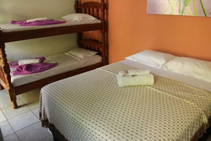 Pousada Santa Maria  suite para casal