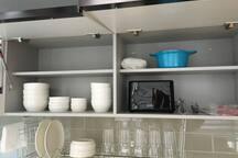 컵,그릇,접시,냄비,토스트기