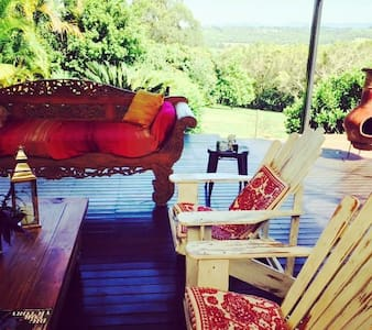 Hinterland hideaway in rural setting - Eltham - Casa