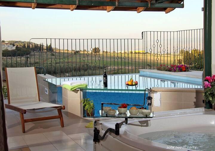 The blacksmith suites | Rosh Pina | Private Pool