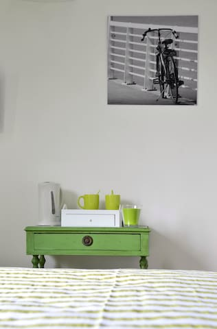 Villa Porto Sul Magra verde - Ameglia - Bed & Breakfast