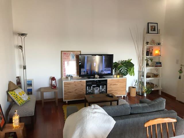 Departamento 2 ambientes, muy luminoso. - Villa Maipú
