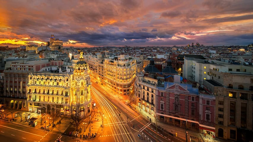 APARTAMENT SERRANO MADRID