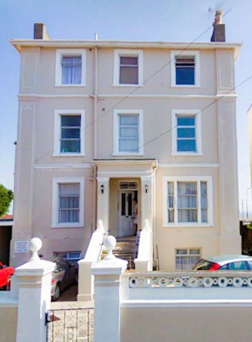 Lionstone House, our lovely a Victorian sea side home.