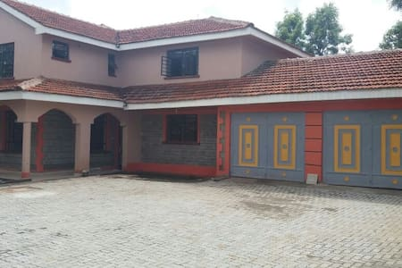 The Eco Kasasi Suites, Home Living Away from Home - Ongata Rongai