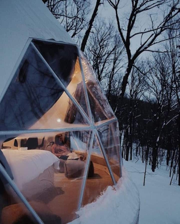 Ice Caves | Oshkosh Glamping