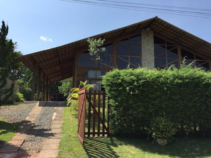 Linda Casa na Cidade de Cunha