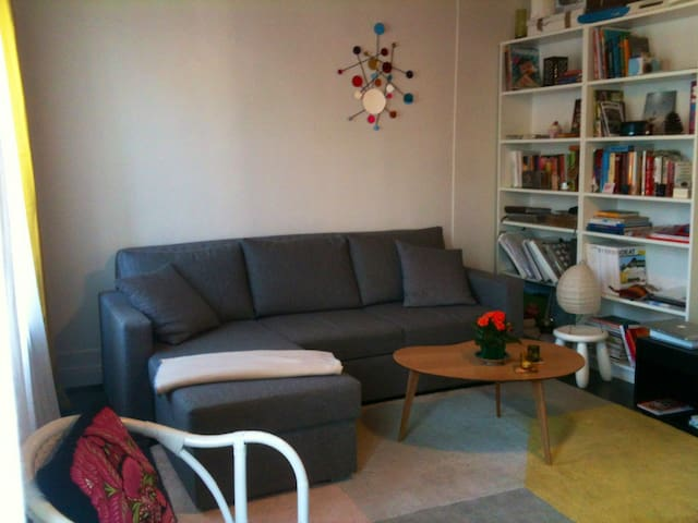 Cosy studio near Paris and Disney - Le Perreux-sur-Marne - Apartamento