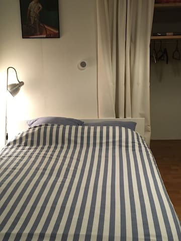 Comfortable room near city center and 013.