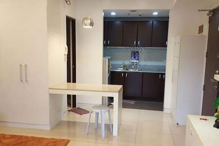 Condo in Araneta Center, Cubao - Quezon City - Apartamento