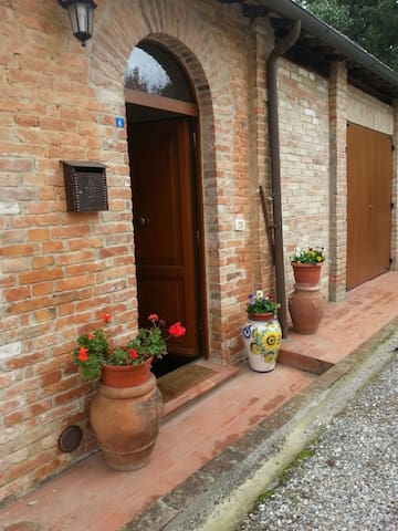 Casa rurale, due passi da Siena - Siena - House