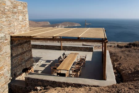 Deep Blue, awesome Aegean sea view villa / House 1