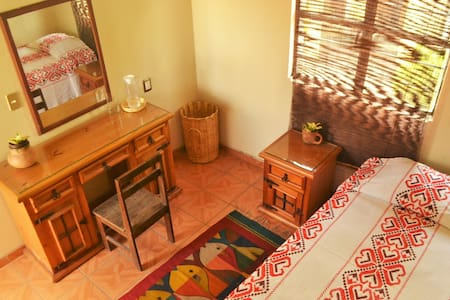 Solo Travellers Bedroom in Porfirio Díaz! - Oaxaca - House