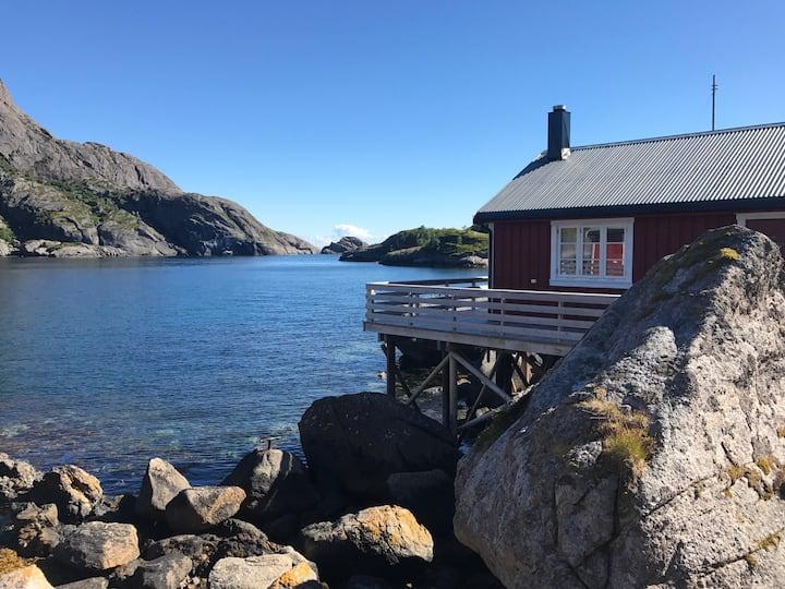 Beautiful cabin in Nusfjord