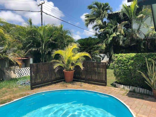 Studio Pandora Residence in tropische omgeving